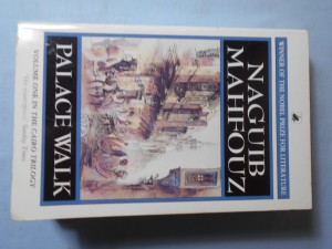 náhled knihy - Palace walk: Volume one in the Cario triology