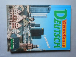 náhled knihy - Deutsch Grundkurs : Lehrbuch
