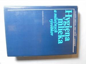 náhled knihy - Hygiena mlieka a mliečnych výrobkov