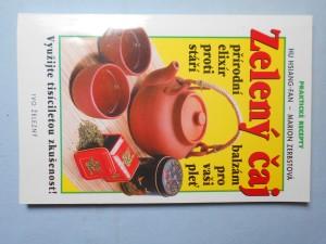 náhled knihy - Zelený čaj : Přírodní lék
