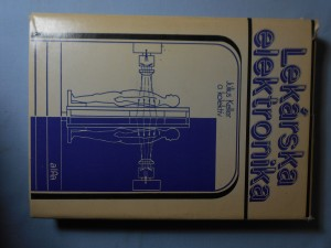 náhled knihy - Lekárska elektronika