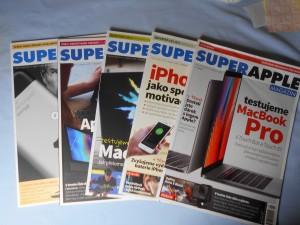 náhled knihy - Superapple magazín 1-2, 3-4, 5-6, 7-8, 9-10, ročník 07 : Nejnovější čtení o apple světě