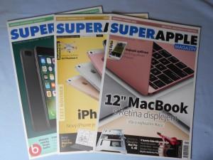 náhled knihy - Superapple magazín  5-6, 7-8, 11-12, ročník 06 : Nejnovější čtení o apple světě