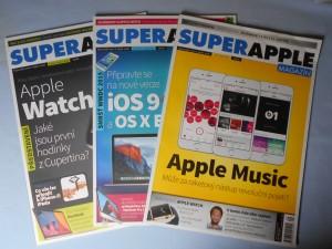 náhled knihy - Superapple magazín  5-6, 7-8, 9-10, ročník 05 : Nejnovější čtení o apple světě