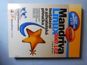 náhled knihy - Mandriva Linux 2007 CZ : instalační a uživatelská příručka
