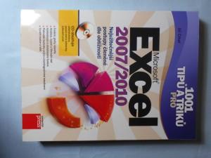 náhled knihy - 1001 tipů a triků pro Microsoft Excel 2007-2010