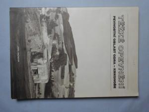 náhled knihy - Těžké opevnění : pevnostní oblast Odra - Krkonoše
