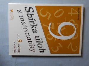 náhled knihy - Sbírka úloh z matematiky pro 9. ročník : [s klíčem