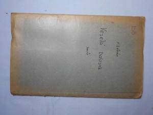 náhled knihy - Veselá vdova : Die lustige witwe