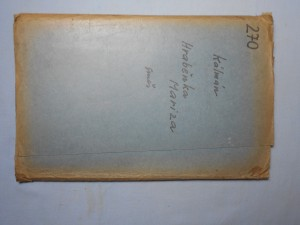 náhled knihy - Opereta Hraběnka Mariza : Grafin Mariza