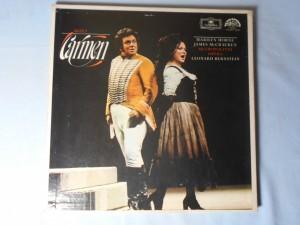 náhled knihy - Georges Bizet - Carmen, opera o 4 dějstvích