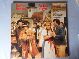 náhled knihy - Bedřich Smetana - Prodaná nevěsta