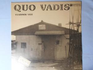 náhled knihy - Vladimír Veit - Quo vadis