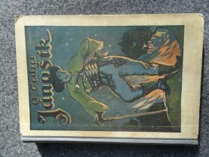 náhled knihy - Jánošík, kapitán dobrých horních chlapců : Dějepisná povídka s počátku XVIII. století
