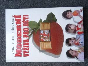 náhled knihy - Moderní výživa pro děti