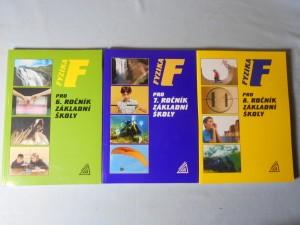 náhled knihy - Fyzika pro 6., 7., 8. ročník základní školy