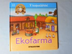 náhled knihy - Ekofarma