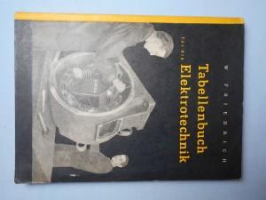 náhled knihy - Tabellenbuch für die elektrotechnik
