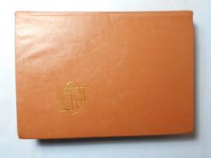 náhled knihy - Poštovní známky v albu