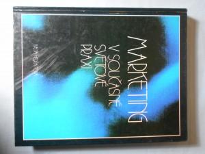 náhled knihy - Marketing v současné světové praxi