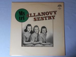 náhled knihy - Allanovy sestry - My tři