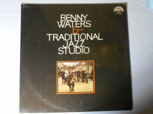 náhled knihy - Benny Waters and Traditional jazz studio