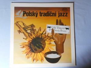náhled knihy - Old Timers and Sandy Brown - Polský tradiční jazz