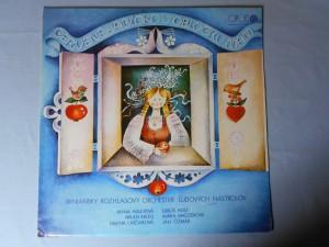 náhled knihy - Brniansky rozhlasový orchestr ľudových nástrojov - Červené jablčko v obločku mám