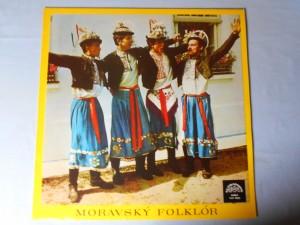 náhled knihy - Moravský folklór