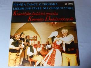 náhled knihy - Konrádyho dudácká muzika - Písně a tance z chodska