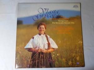 náhled knihy - Vlasta Grycová - Zpívá písně moravsko-slovenského pomezí