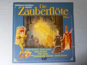 náhled knihy - Wolfgang Amadeus Mozart - Die Zauberflöte