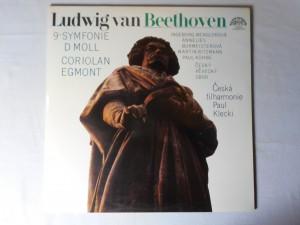 náhled knihy - Česká filharmonie, Paul Klecki, Ludwig van Beethoven - 9. symfonie D moll, Coriolan, Egmont