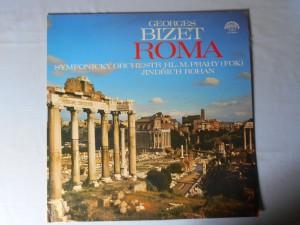 náhled knihy - Georges Bizet, Symfonický orchestr hl. m. Prahy, Jindřich Rohan - Roma