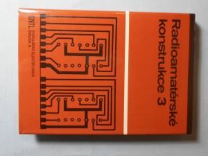 náhled knihy - Radioamatérské konstrukce 3
