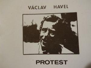 náhled knihy - Protest (jednoaktovka