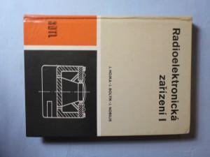 náhled knihy - Radioelektronická zařízení I