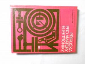 náhled knihy - Příručka pro amatéry : elektroniky