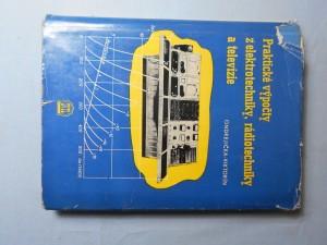 náhled knihy - Praktické výpočty z elektrotechniky, rádiotechniky a televízie : Určeno pre študujúcich a praktikov