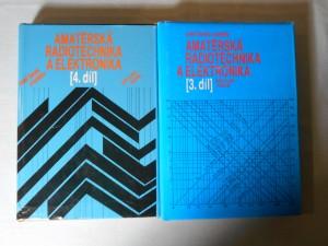 náhled knihy - Amatérská radiotechnika a elektronika 3. a 4. díl