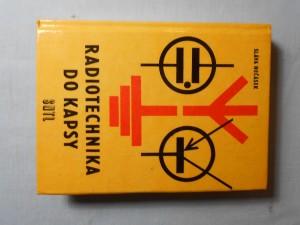 náhled knihy - Radiotechnika do kapsy