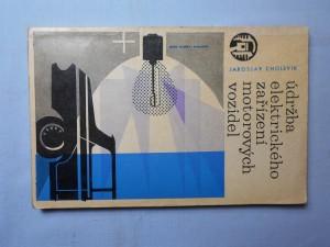 náhled knihy - Údržba elektrického zařízení motorových vozidel