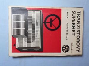 náhled knihy - Tranzistorový superhet : teorie a stavba