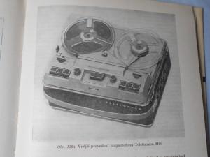 náhled knihy - Magnetofony, jejich údržba a opravy