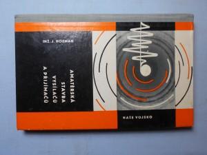 náhled knihy - Amatérská stavba vysílačů a přijímačů