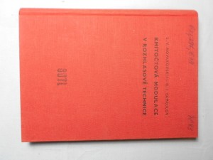 náhled knihy - Kmitočtová modulace v rozhlasové technice