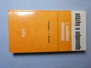 náhled knihy - Otázky a odpovede z automobilovej elektrotechniky
