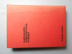náhled knihy - Rádce televizního opraváře