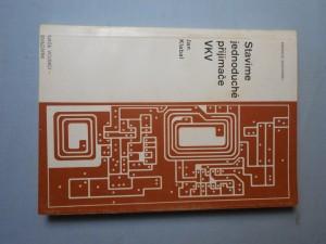 náhled knihy - Stavíme jednoduché přijímače VKV