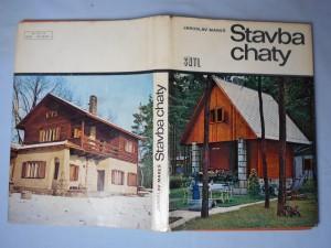 náhled knihy - Stavba chaty